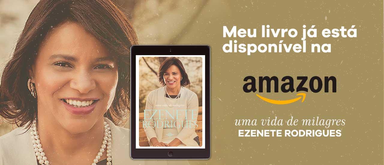Meu livro está na Amazon